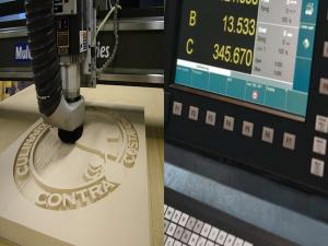 The difference between cnc machine with nc